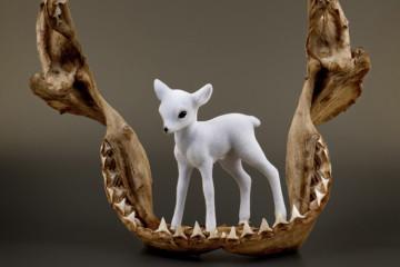 Magali Lambert - Expo VOZ'Galerie