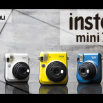 Fujifilm lance un nouvel Instax : L'Intax Mini 70