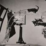 Expo : La ratp invite Philippe Halsman