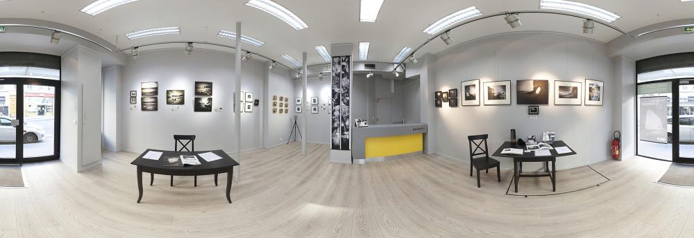 Vue d'ensemble de l'exposition Stenop'Amy