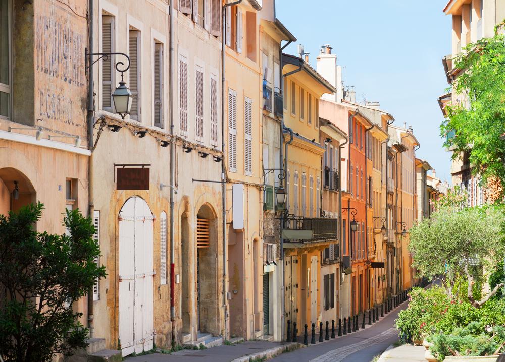 Provence été