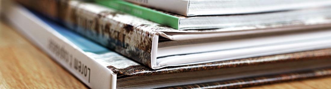 livres sur presse numérique