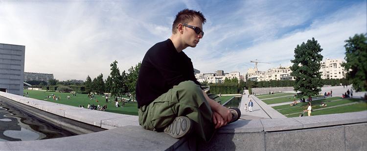 Radiohead Robin François