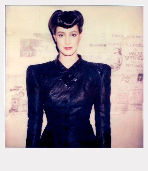 Sean Young Polaroids