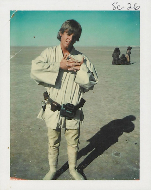 starwars - polaroid