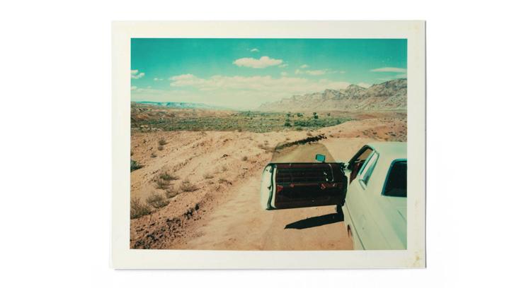 Wim Wenders - Polaroids